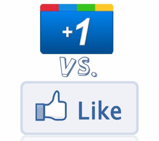 war between facebook and google plus