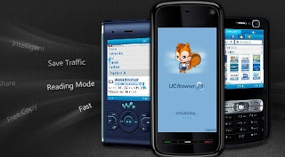 UC browser for mobile phones