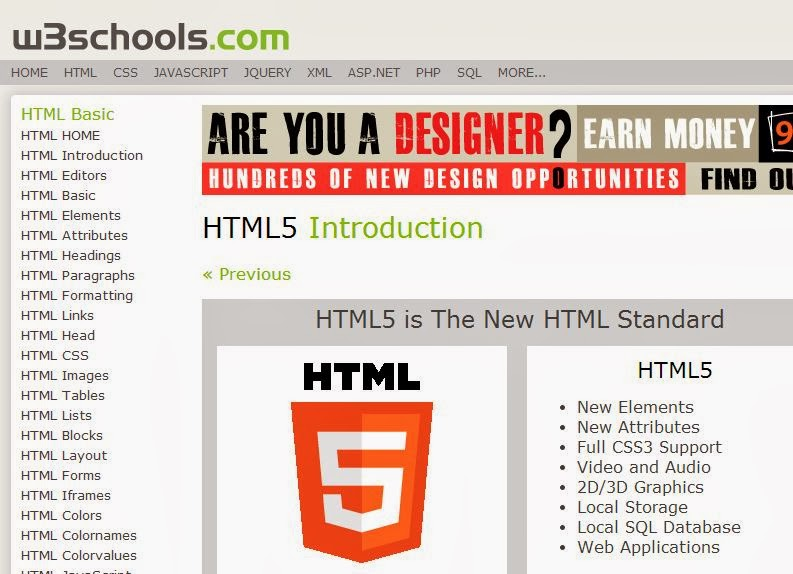 w3schools offline version 2013 how to access whole