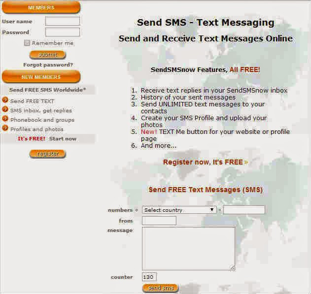 Top sites to send text messages from computer for free ...