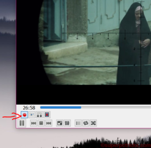 cut videos using VLC player