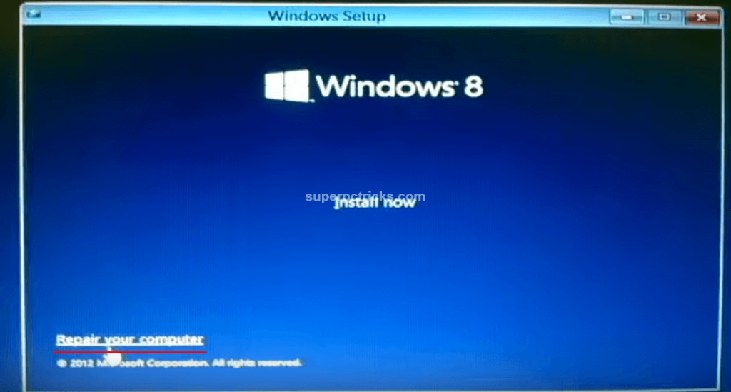boot bcd windows 10 0xc000000f