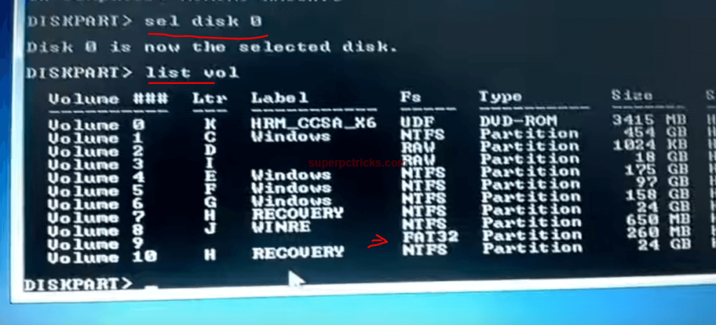 The boot configuration data for your PC is missing or contains errors windows 10