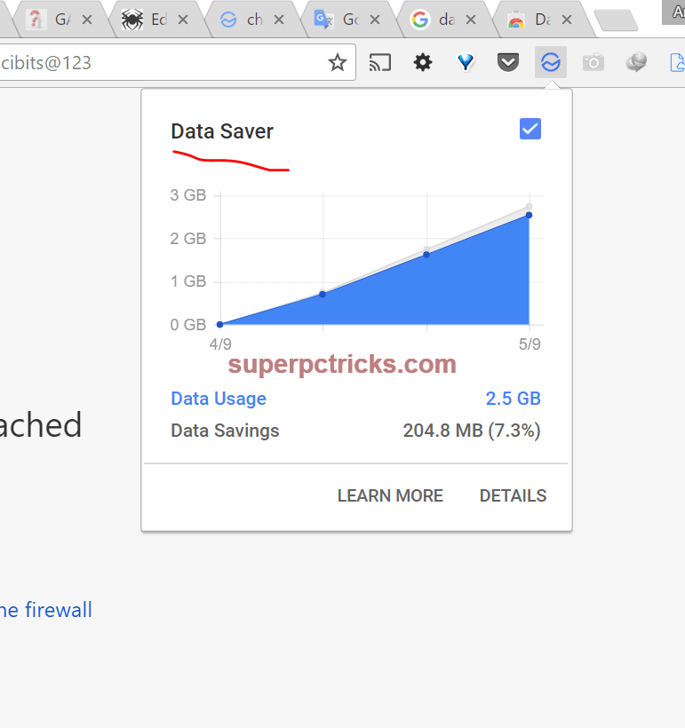 google chrome tips tricks data saver