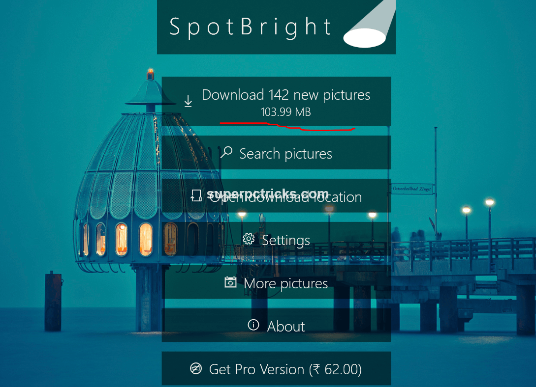 spotbright get all spotlight images