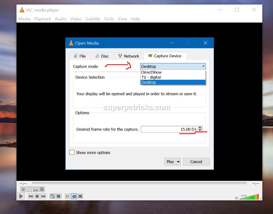 Groß Frame Capture Vlc Zeitgenössisch - Benutzerdefinierte ...